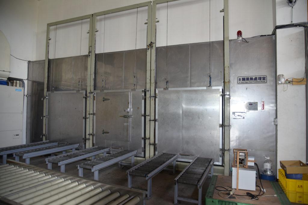 パッキング工場